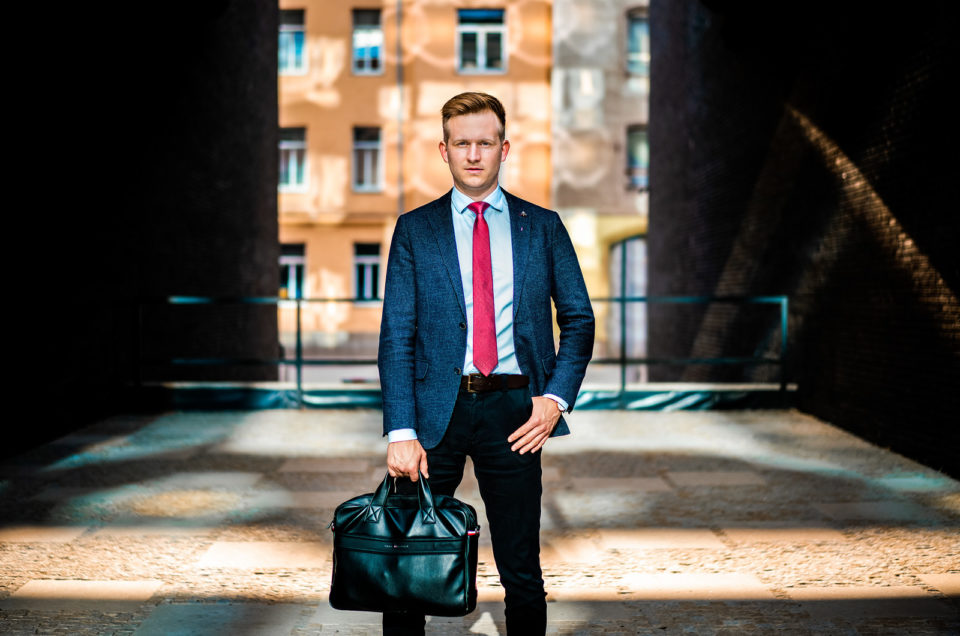 Dominik - Business foto